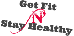 The illustration of get fit and stay healthy.