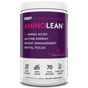 Best Amino Acid Supplements Review. The picture of a bottle of amino lean, amino acids!!