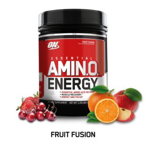 Best Amino Acid Supplements Review. The picture of a bottle of Amino energy, esential amino acids!!