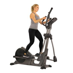 Elliptical cross trainers. Sunny Health & Fitness SF-E3912